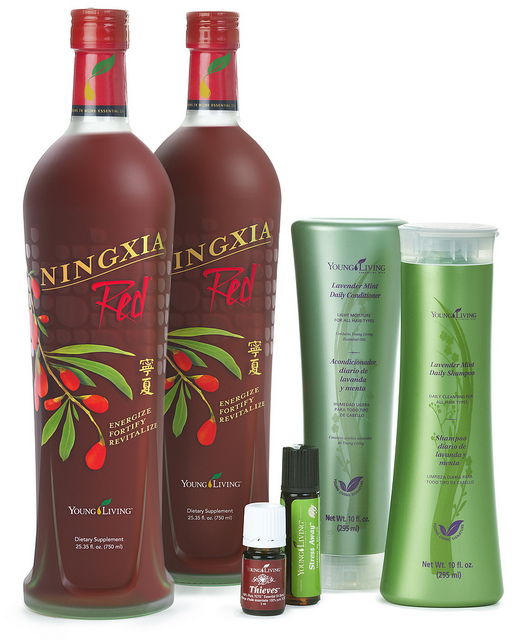 Young Living Lifestyle Essential Rewards Kit - http://yldist.com/heavenlygaits/