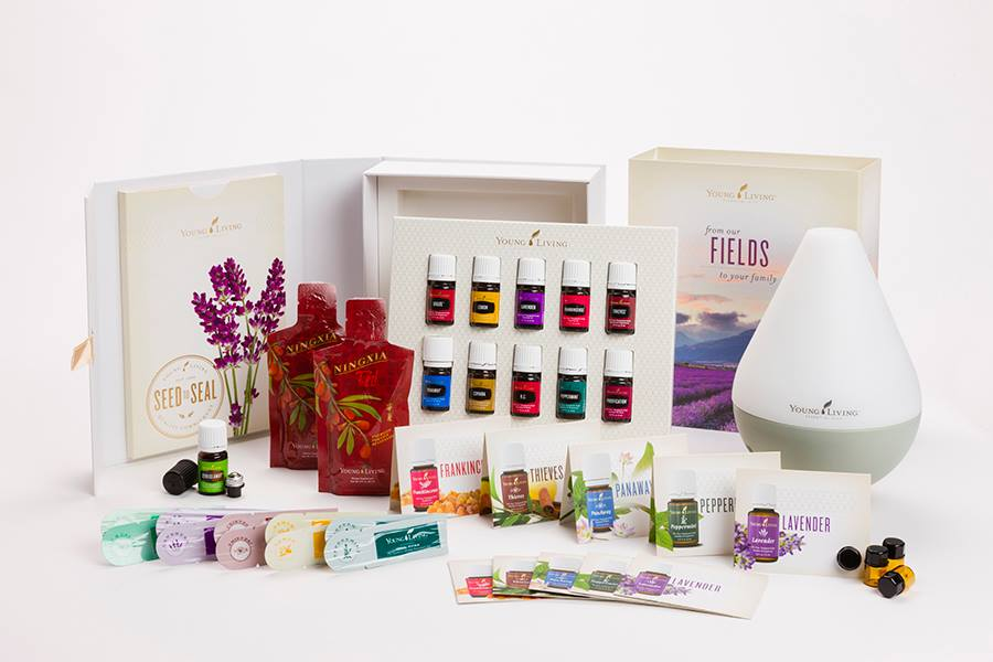 Young Living Everyday Oils Premium Enrollment Kit