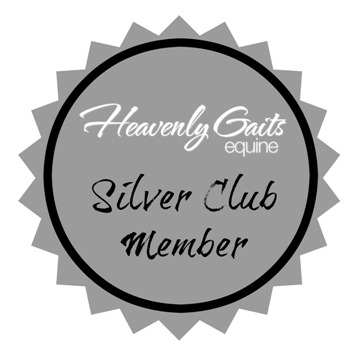 Heavenly Gaits Equine Silver Club Membership - https://www.heavenlygaitsequinemassage.com
