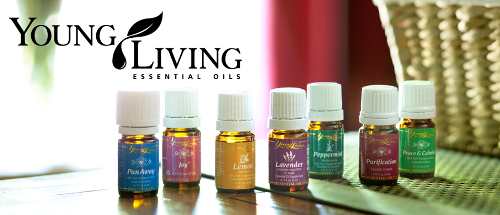 Young Living Essential Oils - Essental Rewards Program